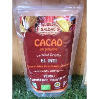 CACAO PUR poudre
